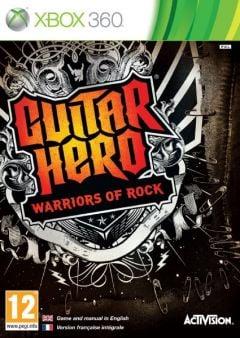 Guitar Hero : Warriors of Rock (Xbox 360)