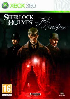 Jaquette de Sherlock Holmes contre Jack L'Eventreur Xbox 360