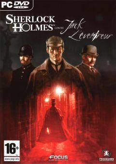 Jaquette de Sherlock Holmes contre Jack L'Eventreur PC