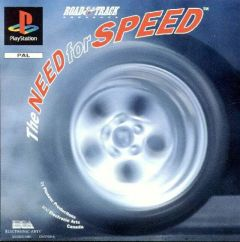 Jaquette de The Need For Speed PlayStation