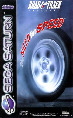 Jaquette de The Need For Speed Sega Saturn