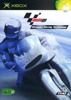 Jaquette de MotoGP : Ultimate Racing Technology Xbox