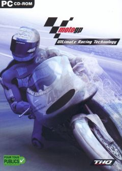 Jaquette de MotoGP : Ultimate Racing Technology PC