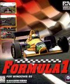 Jaquette de Formula 1 PC