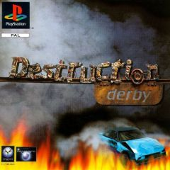 Jaquette de Destruction Derby PlayStation