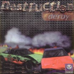 Jaquette de Destruction Derby PC