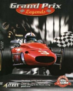Jaquette de Grand Prix Legends PC