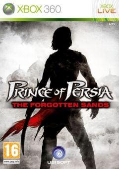 Jaquette de Prince of Persia : Les Sables Oubliés Xbox 360