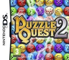 Jaquette de Puzzle Quest 2 DS