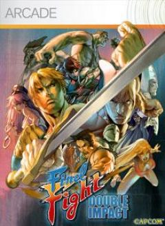 Jaquette de Final Fight : Double Impact Xbox 360