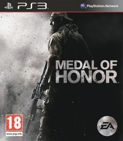 Jaquette de Medal of Honor PlayStation 3