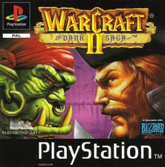 Jaquette de Warcraft II : The Dark Saga PlayStation