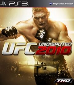 Jaquette de UFC Undisputed 2010 PlayStation 3