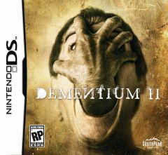 Jaquette de Dementium II DS