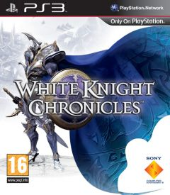 Jaquette de White Knight Chronicles International Edition PlayStation 3