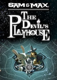 Jaquette de Sam & Max Saison 3 : The Devil's Playhouse PC