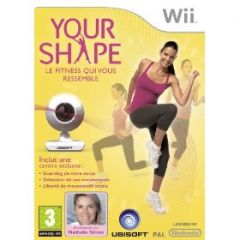 Jaquette de Your Shape Wii