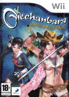 Jaquette de OneChanbara : Bikini Zombie Slayers Wii