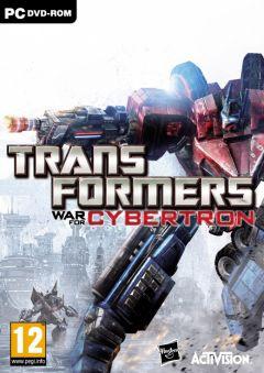 Jaquette de Transformers : La Guerre pour Cybertron PC