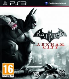 Jaquette de Batman : Arkham City PlayStation 3