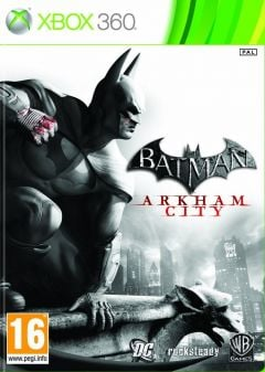 Jaquette de Batman : Arkham City Xbox 360