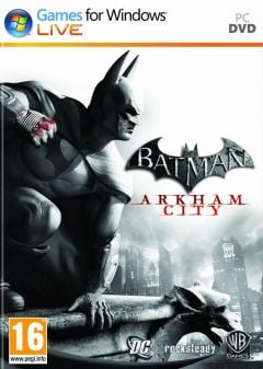 Jaquette de Batman : Arkham City PC