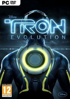 Jaquette de TRON Evolution PC