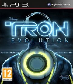 Jaquette de TRON Evolution PS3
