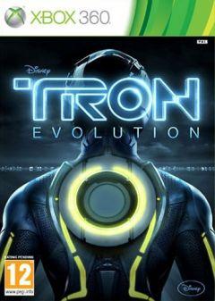 Jaquette de TRON Evolution Xbox 360