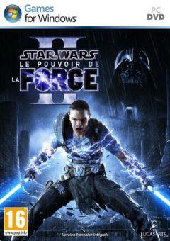 Jaquette de Star Wars : Le Pouvoir de la Force II PC