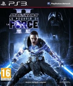 Jaquette de Star Wars : Le Pouvoir de la Force II PlayStation 3