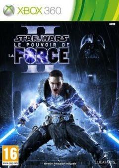 Jaquette de Star Wars : Le Pouvoir de la Force II Xbox 360
