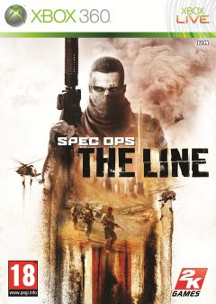 Jaquette de Spec Ops : The Line Xbox 360