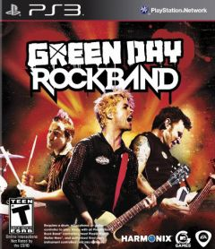 Jaquette de Green Day : Rock Band PlayStation 3