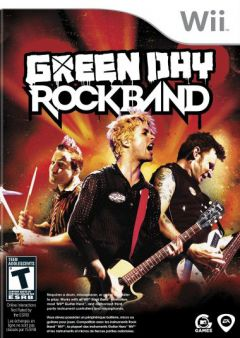 Jaquette de Green Day : Rock Band Wii