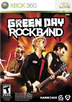 Jaquette de Green Day : Rock Band Xbox 360