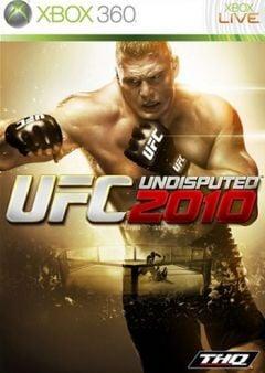 Jaquette de UFC Undisputed 2010 Xbox 360