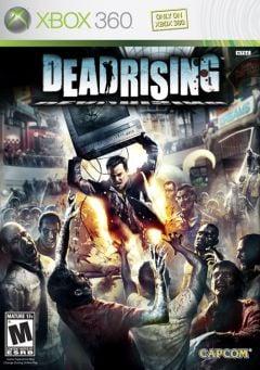 Jaquette de Dead Rising Xbox 360