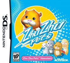 Jaquette de Zhu Zhu Pets DS