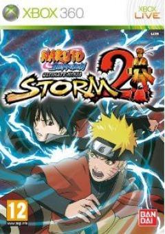 Jaquette de Naruto Shippuden : Ultimate Ninja Storm 2 Xbox 360