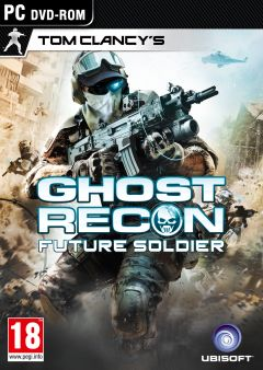 Jaquette de Ghost Recon Future Soldier PC