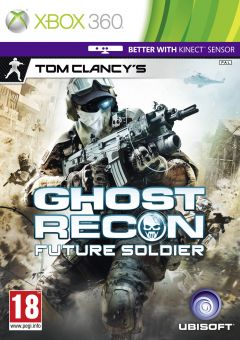 Ghost Recon Future Soldier (Xbox 360)