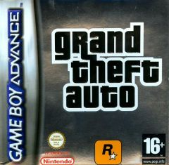Jaquette de Grand Theft Auto Game Boy Advance