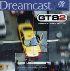 Jaquette de Grand Theft Auto 2 Dreamcast