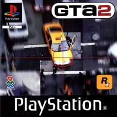 Jaquette de Grand Theft Auto 2 PlayStation