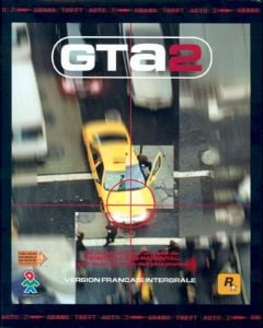 Jaquette de Grand Theft Auto 2 PC