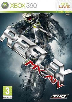 Jaquette de MX vs. ATV Reflex Xbox 360