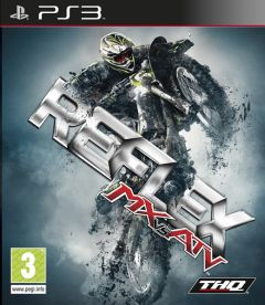 Jaquette de MX vs. ATV Reflex PlayStation 3
