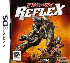 Jaquette de MX vs. ATV Reflex DS