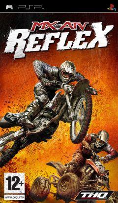 Jaquette de MX vs. ATV Reflex PSP